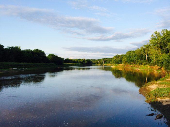 2. Raccoon River
