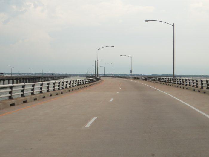 8. Chesapeake Bay Bridge