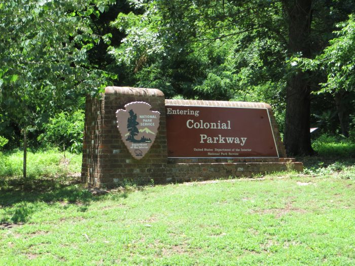 1. Colonial Parkway