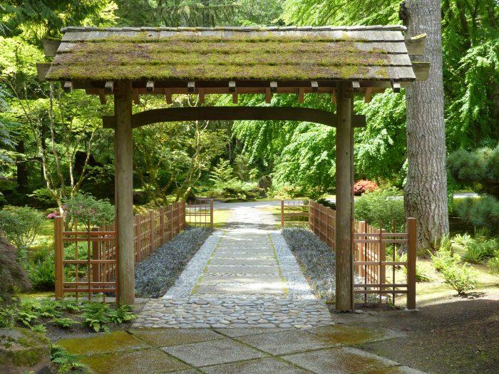 The Japanese Garden: