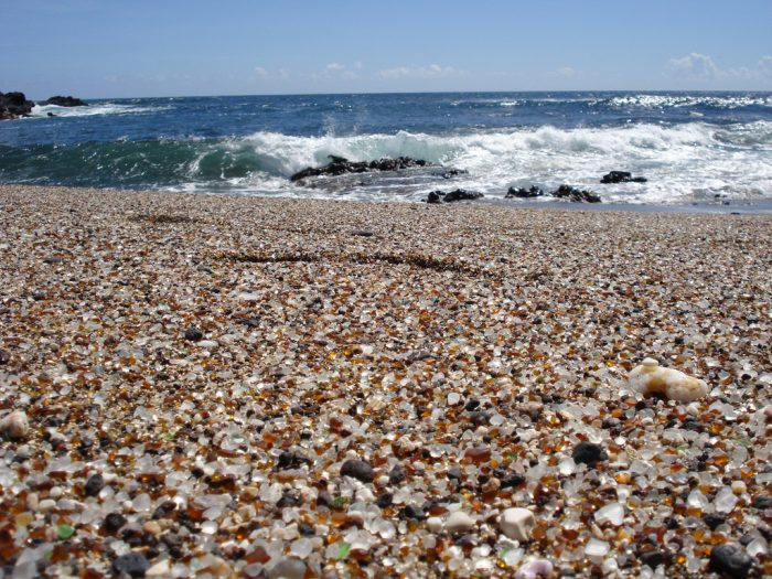 3. Hawaii: Kauai's Glass Beach, Hanapepe
