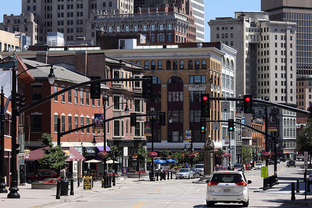 18. Hang out in Providence and take in the historic architecture, charming boutiques, and amazing restaurants.