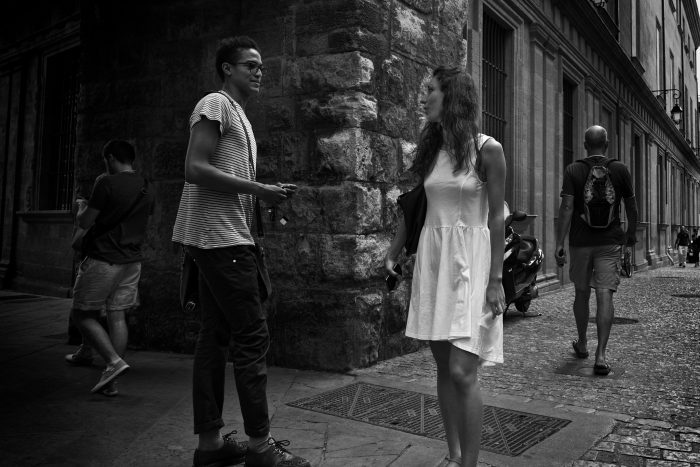 4. Loitering anywhere within the city limits with the intent of flirting is illegal.