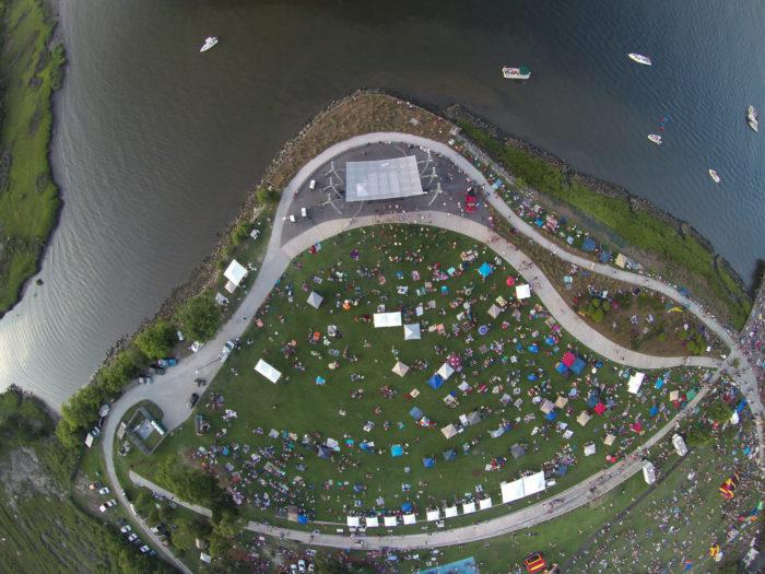 10. North Charleston's Riverfront Park