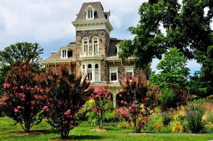 3. Maryland: Cylburn Arboretum