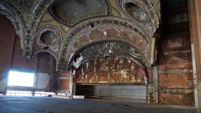 6. Michigan Theater, Detroit