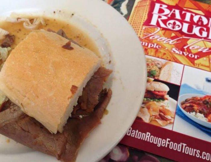 2) Baton Rouge Food Tours, 200 Florida St.