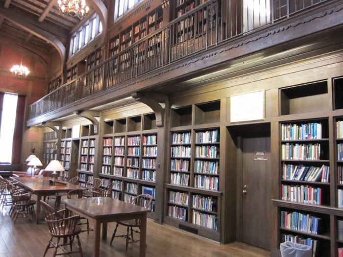 2. The first to establish a municipal public library in America.