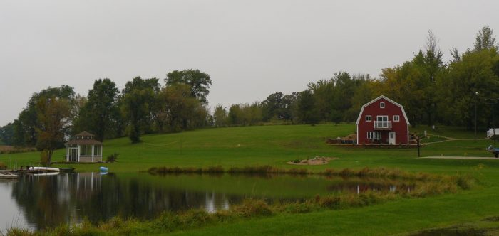 2. The proximity to local farms means that small towns in Southern Minnesota have some of the freshest, most delicious food!