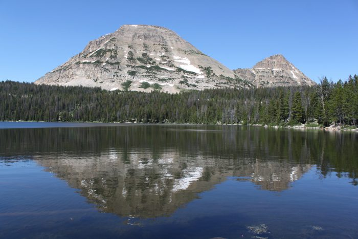 5. Camping In The High Uintas