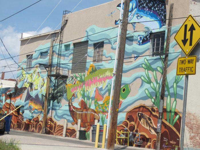 3. Laramie Mural Project