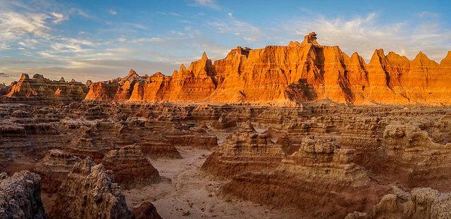 8. Wake up early for a South Dakota sunrise.