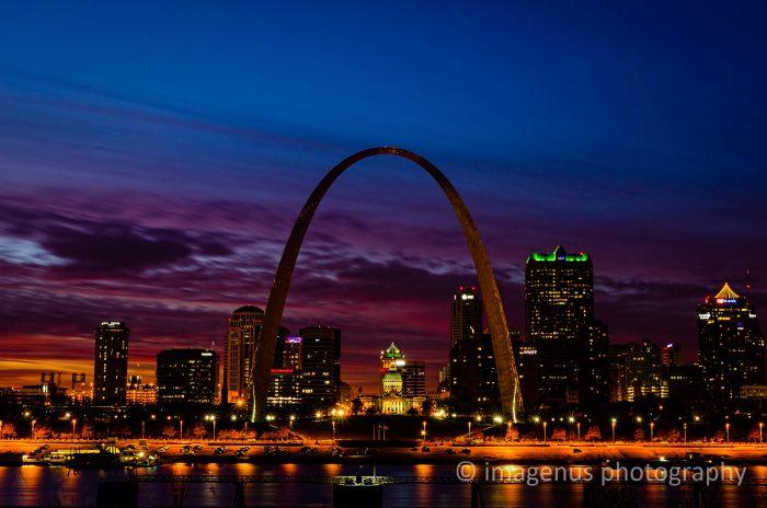 14. Missouri: St. Louis Gateway Arch