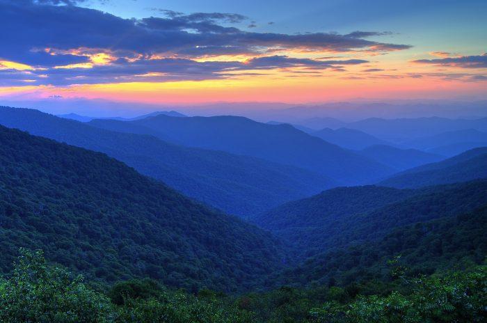 15. North Carolina & Tennessee: Great Smoky Mountains