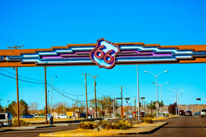 U is for U.S. Route 66