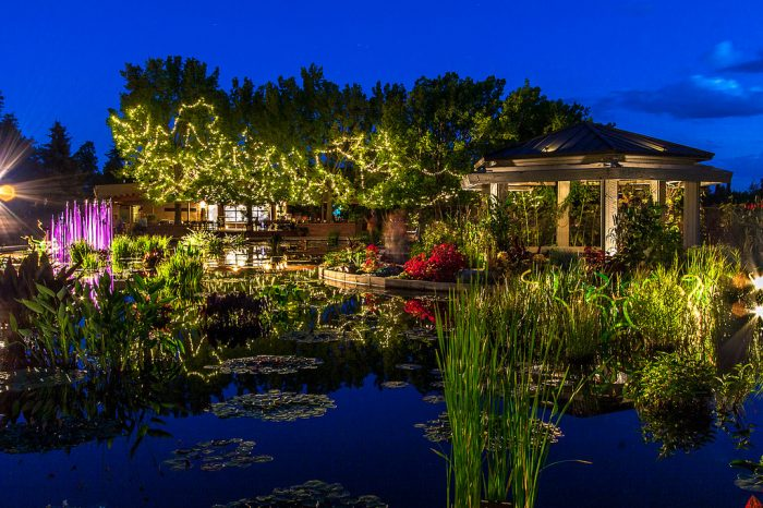 5. Denver Botanic Gardens
