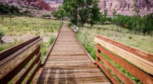 1. Red Rock Canyon Boardwalk