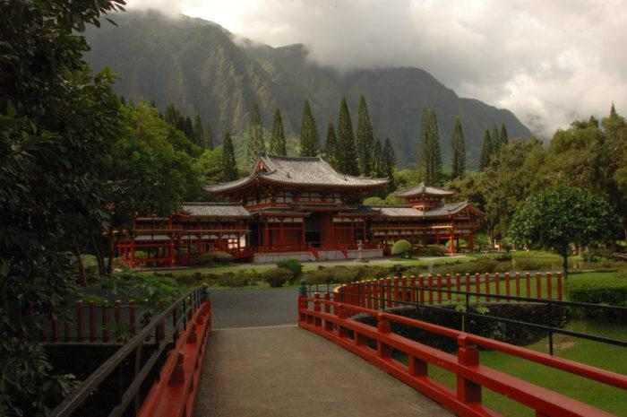 15. Byodo-In Temple