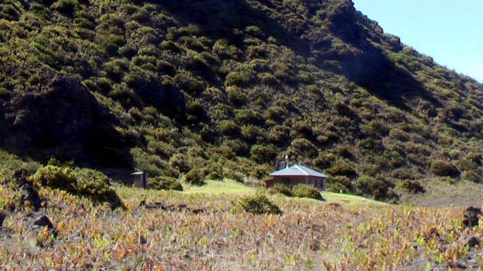 15. Stay the night in one of Haleakala's Wilderness Cabins and hike the Kaupo Gap.
