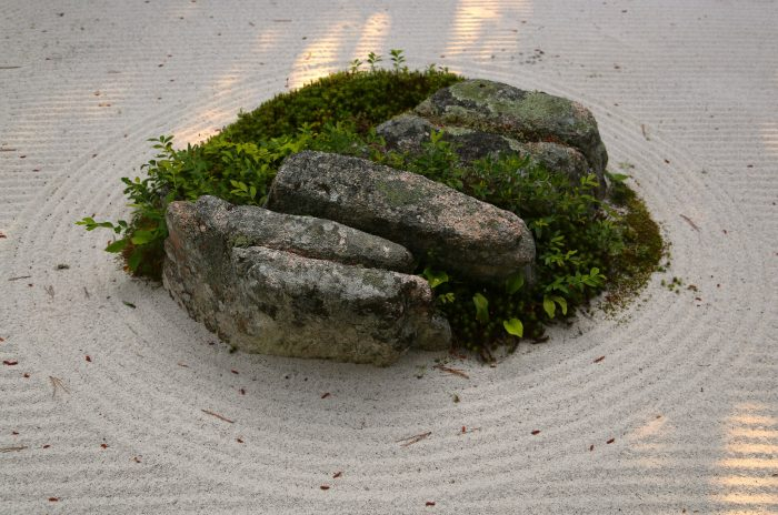 Japanese Natural Stone With Inclusion