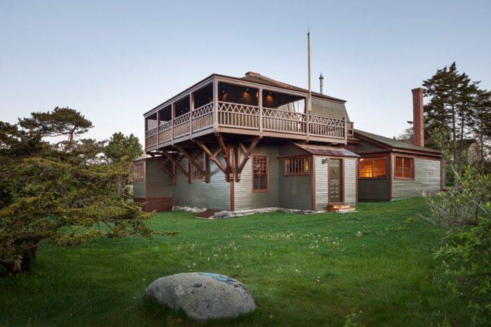 4. Winslow Homer Studio, Scarborough