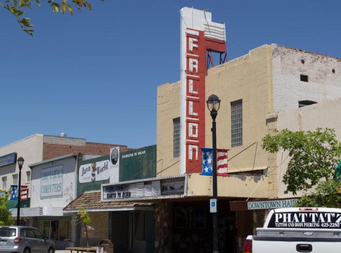 4. Fallon Theatre - 71 S Maine St, Fallon, NV 89406