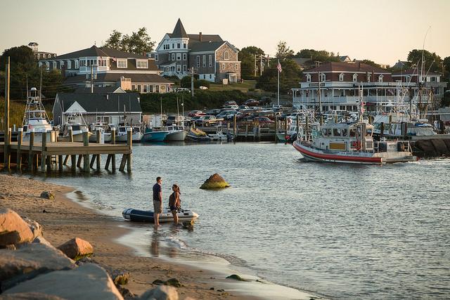 Best Beaches New England States