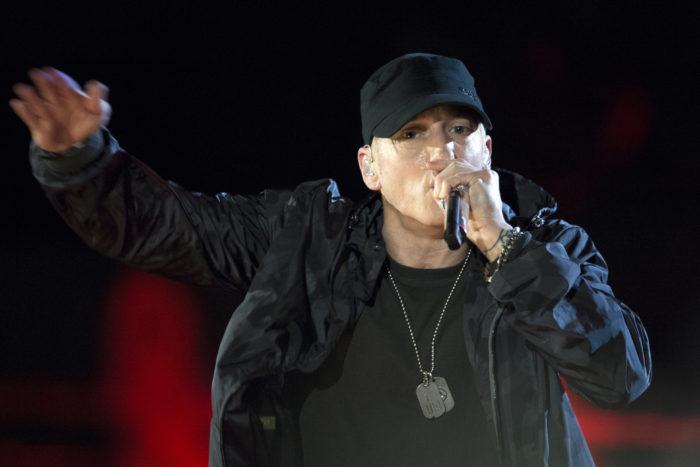 4. The rise of Eminem