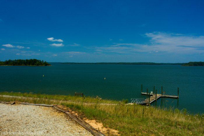 1. Richard B. Russell Lake