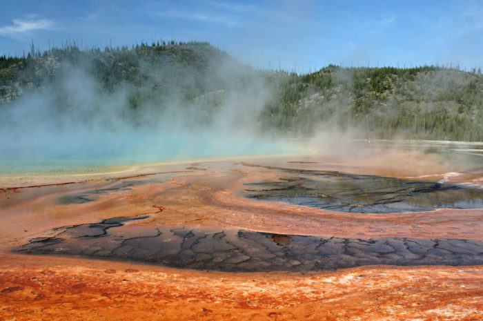 4. Geysers and Hot Springs