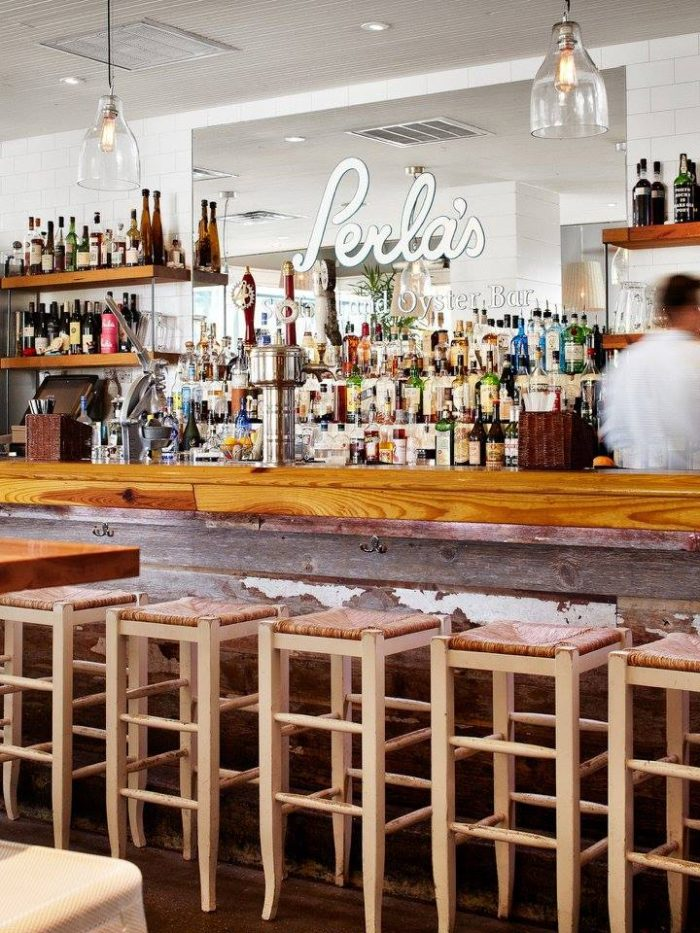 10. Perla's Seafood and Oyster Bar