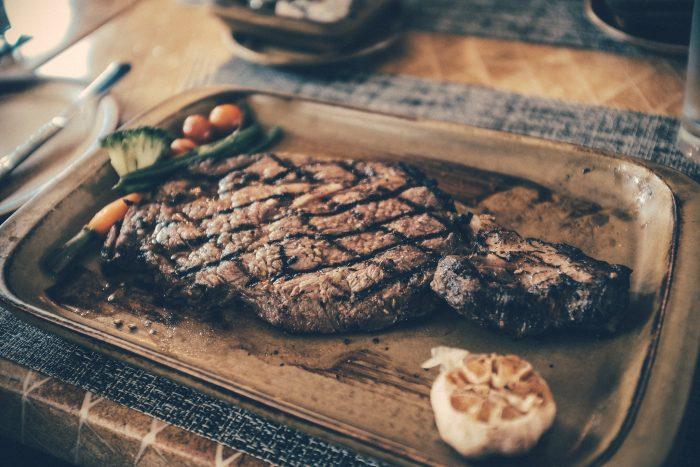 9. Beef Steak