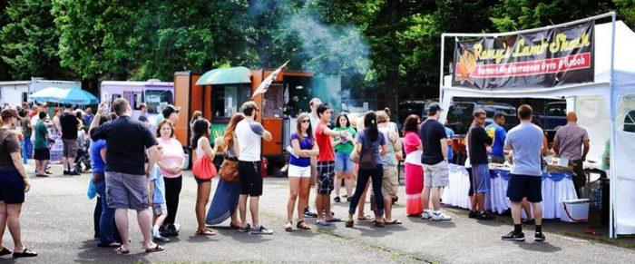 8. Portland Food Cart Festival