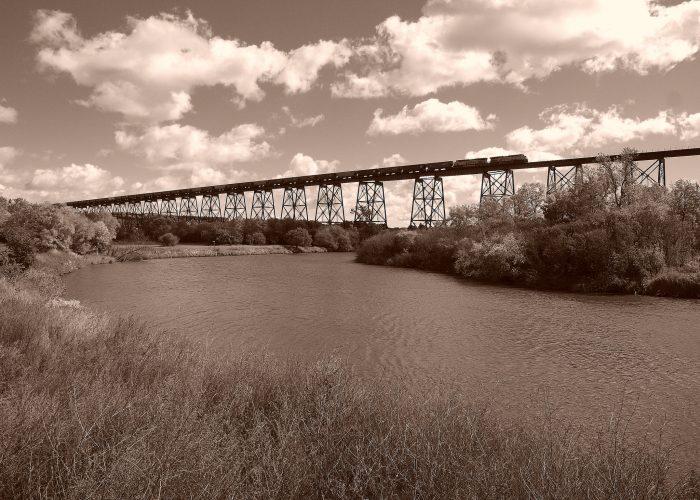 10. Hi-Line Bridge