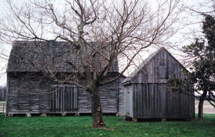 4. The John Dickinson House
