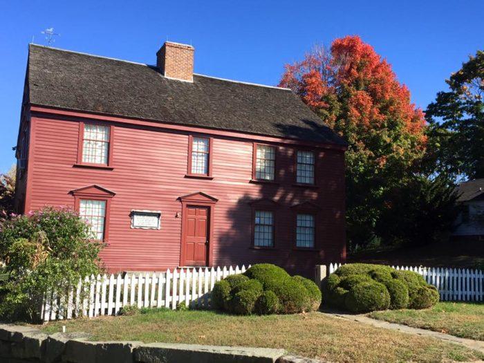 5. Ebenezer Avery House (Groton)