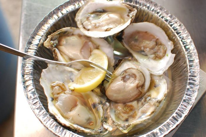 4. The Austin Oyster Festival