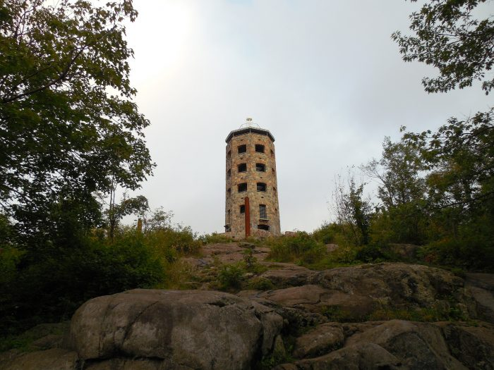 10. Enger Tower is another place for epic views in MN. High above Duluth you can see the North Shore, Canal Park, and Park Point.