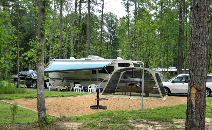 3. Chippokes Plantation State Park