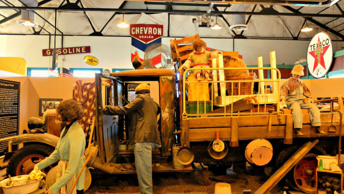 2. Get a taste of Americana at the Arizona Route 66 Museum in Kingman.