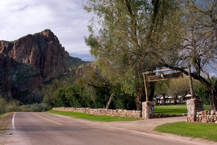 7. Saguaro Lake Guest Ranch, Mesa