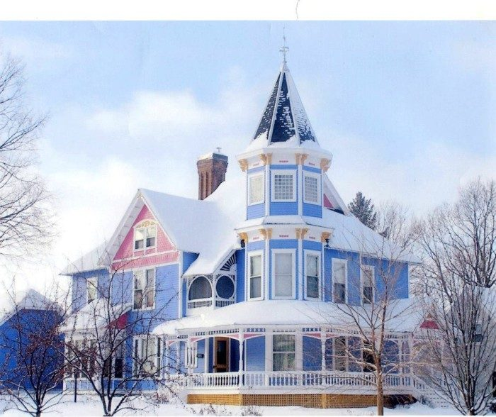8. Historic Hutchinson House B & B, Faribault