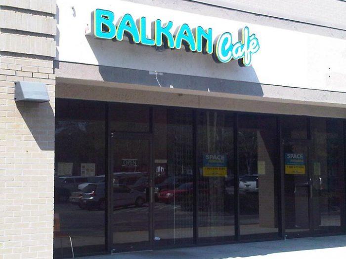 8. Balkan Cafe, Jacksonville