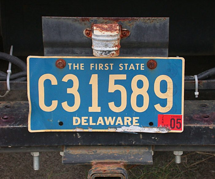 11. A License Plate was Sold for $675,000