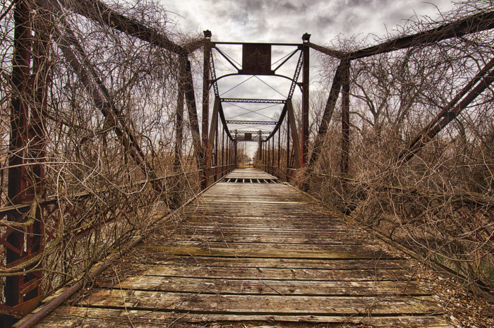 8. Asylum Bridge (Osawatomie)