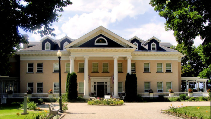 1. The Daly Mansion, Hamilton