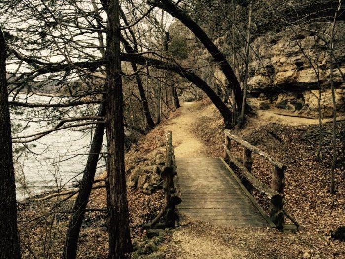 8. Backbone State Park