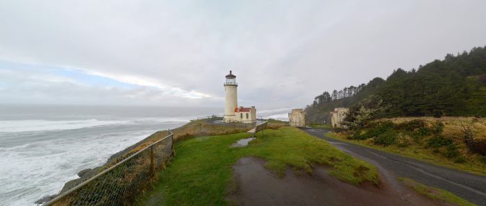 9. Head down to Cape Disappointment State Park near Ilwaco.
