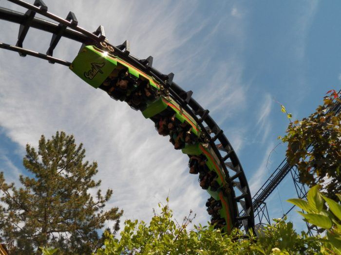 11. Cool off on a coaster.