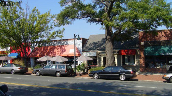8. Chapel Hill